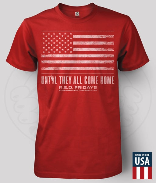 Image of RED Friday T-Shirt