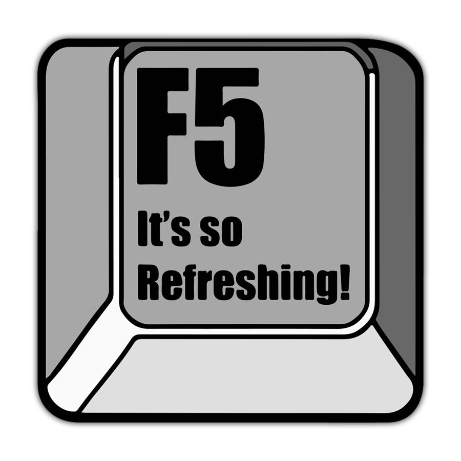 Image of F5 - It's So Refreshing