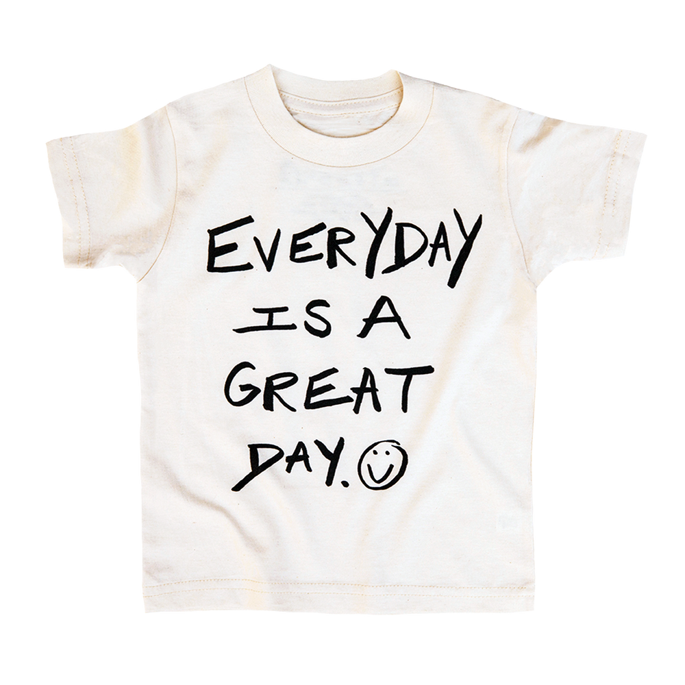 Image of GREAT DAY TEE