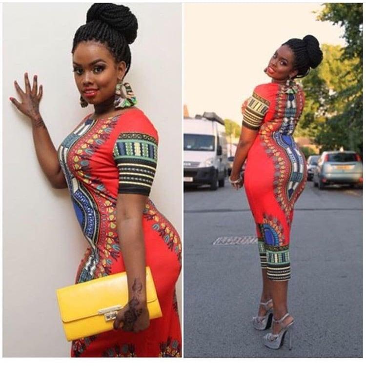 48ef61a1ab1 The Tribe Trendz — Dashiki Maxi Dress