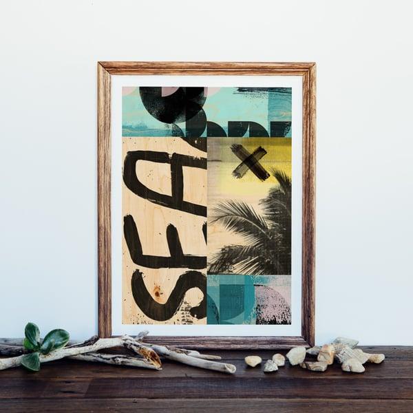 Image of Sea Giclee Art Print