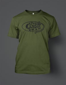 Image of King Tuts Logo shirt (khaki)