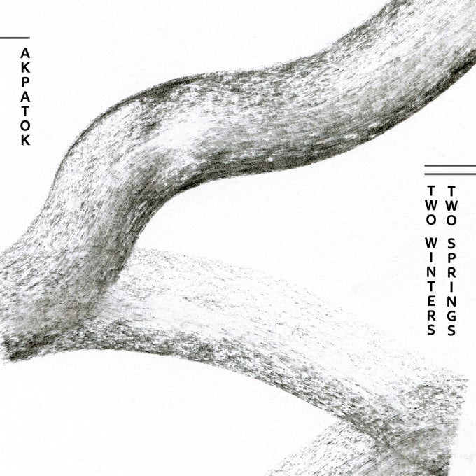 Image of Two Winters, Two Springs CD