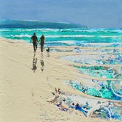 Image of Treasured Moments, Crantock Beach