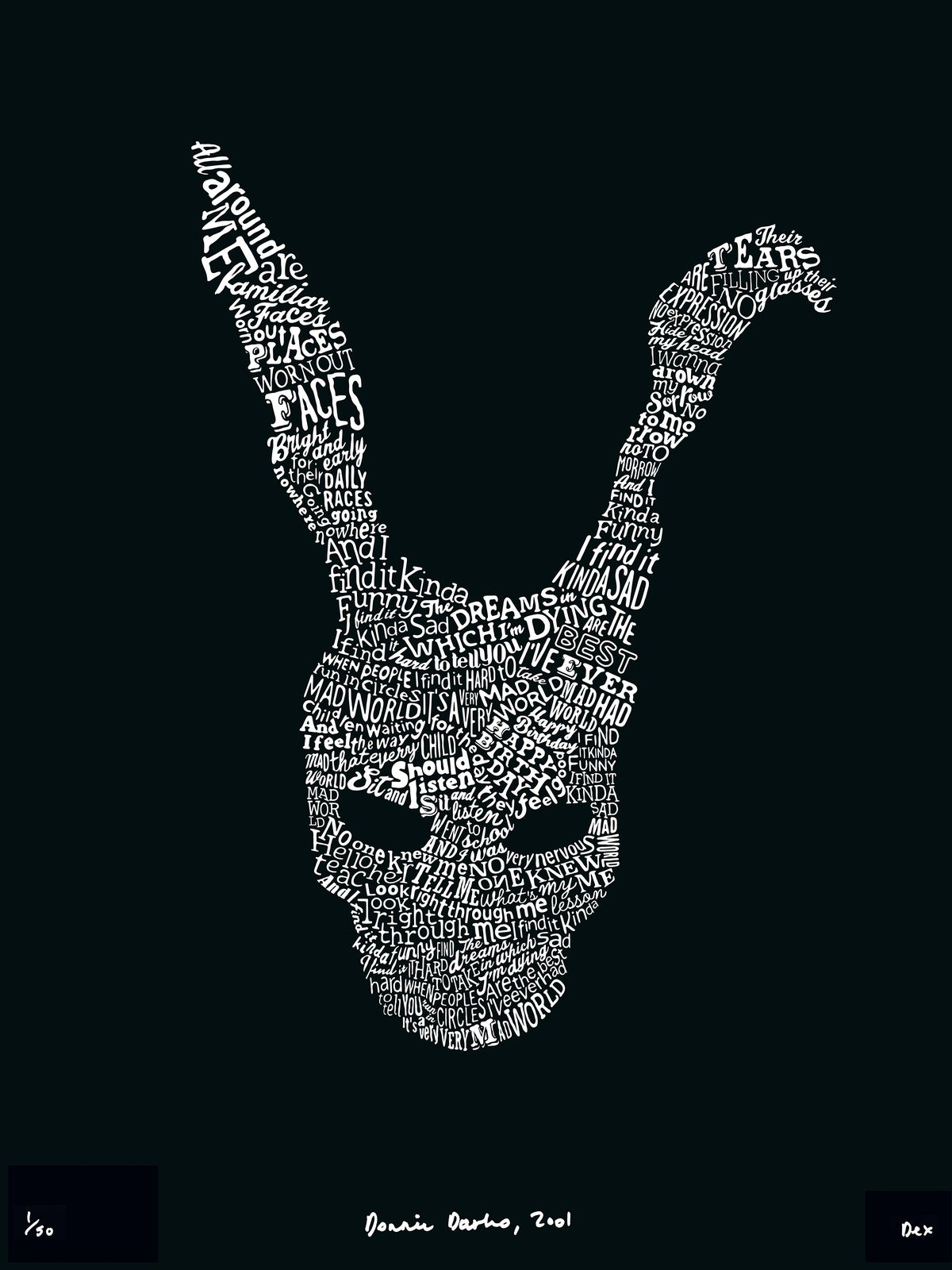 Image of Mad World (Donnie Darko, 2016)