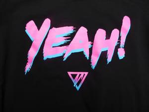 Womens 'YEAH!' Tee - Moore Vigilance