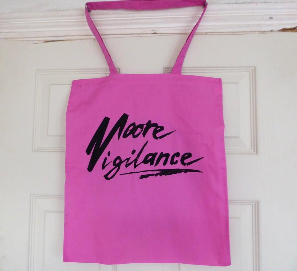 Image of Pink 'KANEDA!!' Tote Bag
