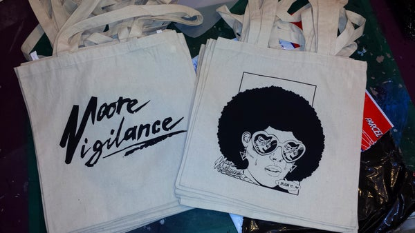 Natural 'I BLEW IT' Tote Bag - Moore Vigilance