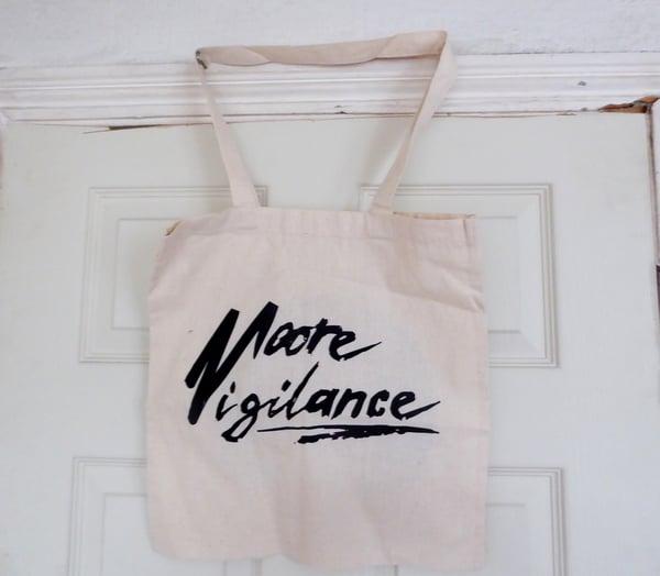 Natural 'I BLEW IT' Tote Bag - Moore Vigilance