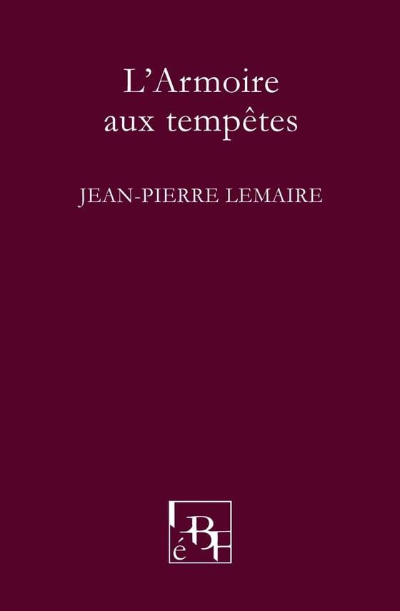 """Image of """"L'Armoire aux tempêtes"""" de Jean-Pierre Lemaire"""