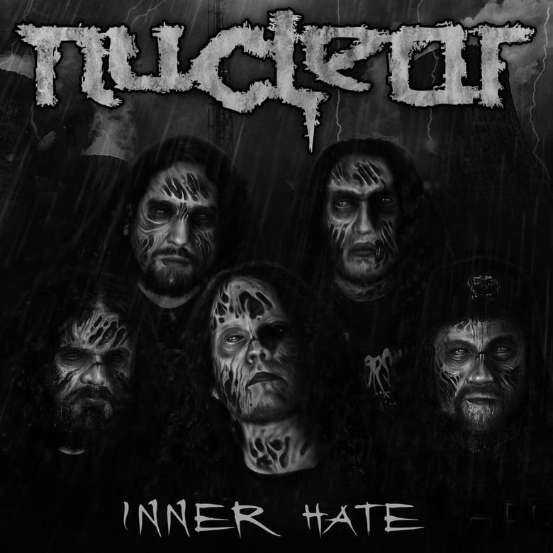 """Image of Inner Hate 7"""" Split"""