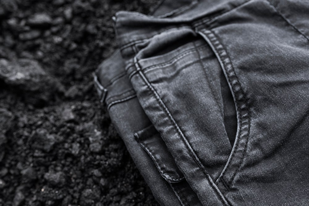 Image of U-F Pocket Stone Washed Pants