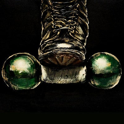 "Image of TETSU AREI ""IV"" LP"