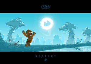 Image of Little Chewbacca's Destiny