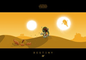 Image of Little Boba's Destiny