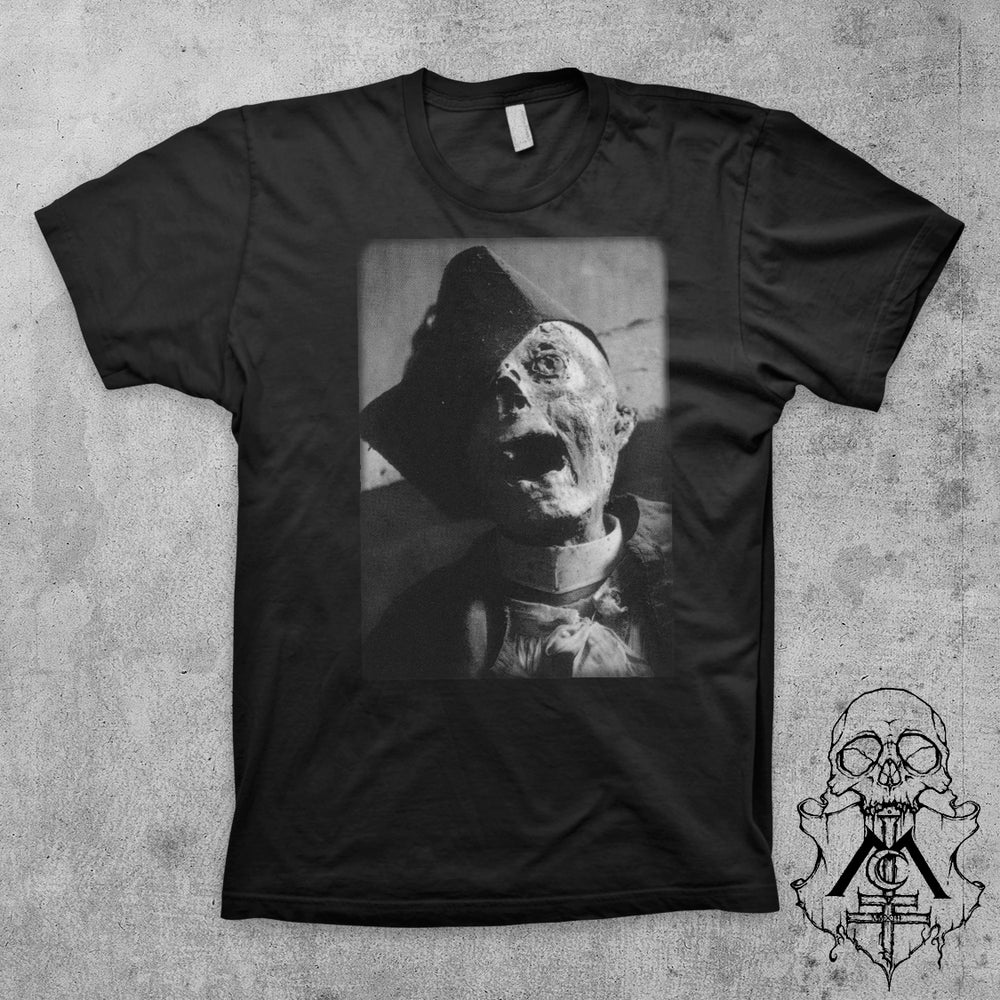 Image of DEATH FACE TEE (Limited Release)