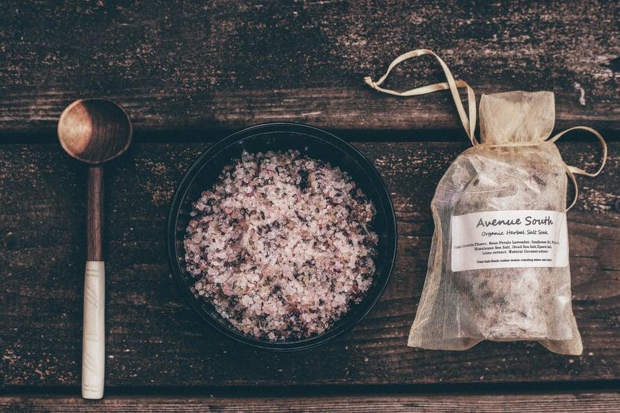 Image of Natural Salt Soak
