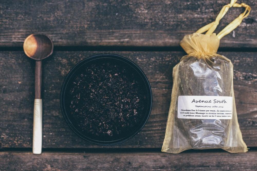 Image of Replenishing Coffee Scrub