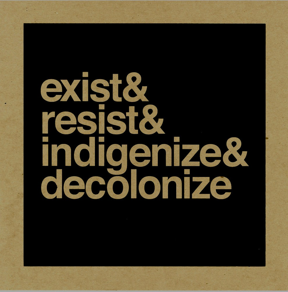 Image of Exist&Resist (2016)