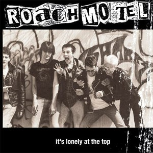 Image of Roach Motel - It's Lonely At The Top LP