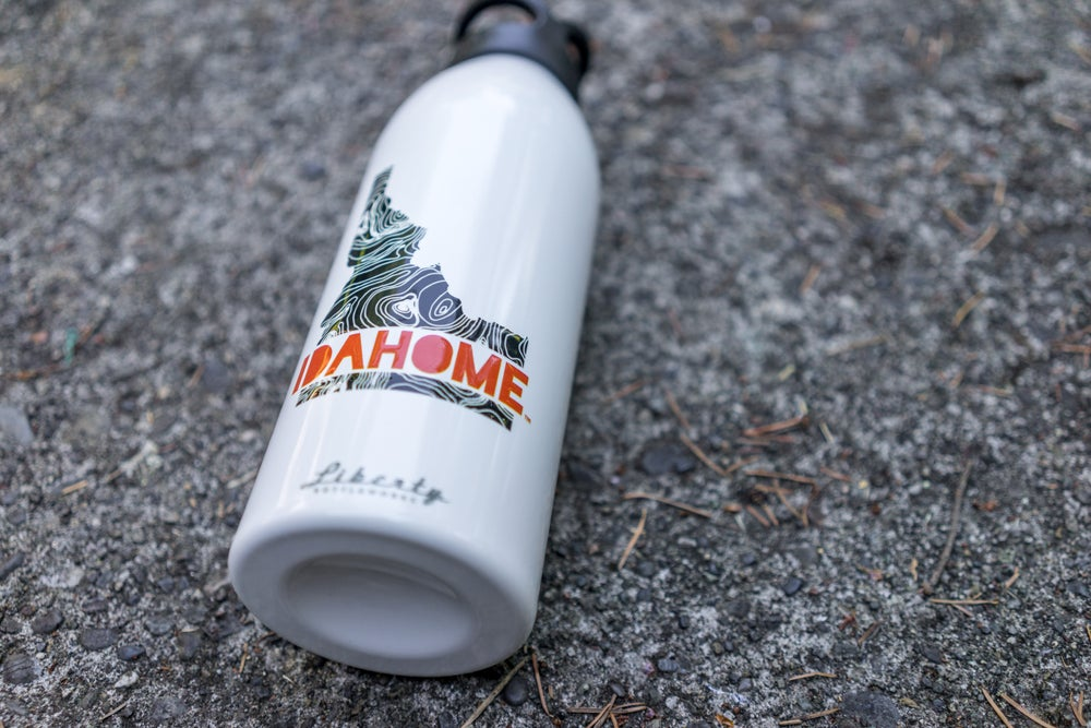 Image of Idahome™  Topo Water Bottle- 32 oz.