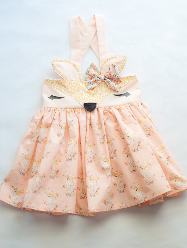 Image of Little Fawn High Dress