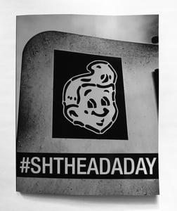 Image of #SHTHEADADAY Book