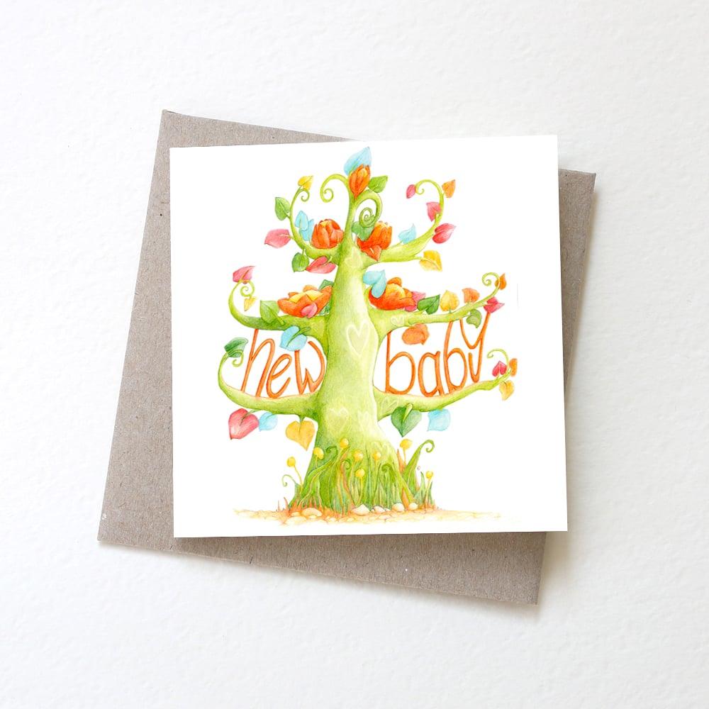 Image of New Baby Tree