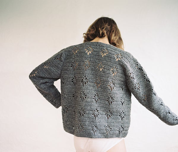 Image of Forget-Me-Not Cardigan