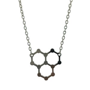 Image of Water Molecule Necklace - Options Available