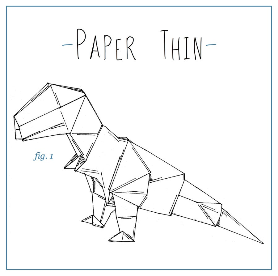 Image of Paper Thin - Paper Thin
