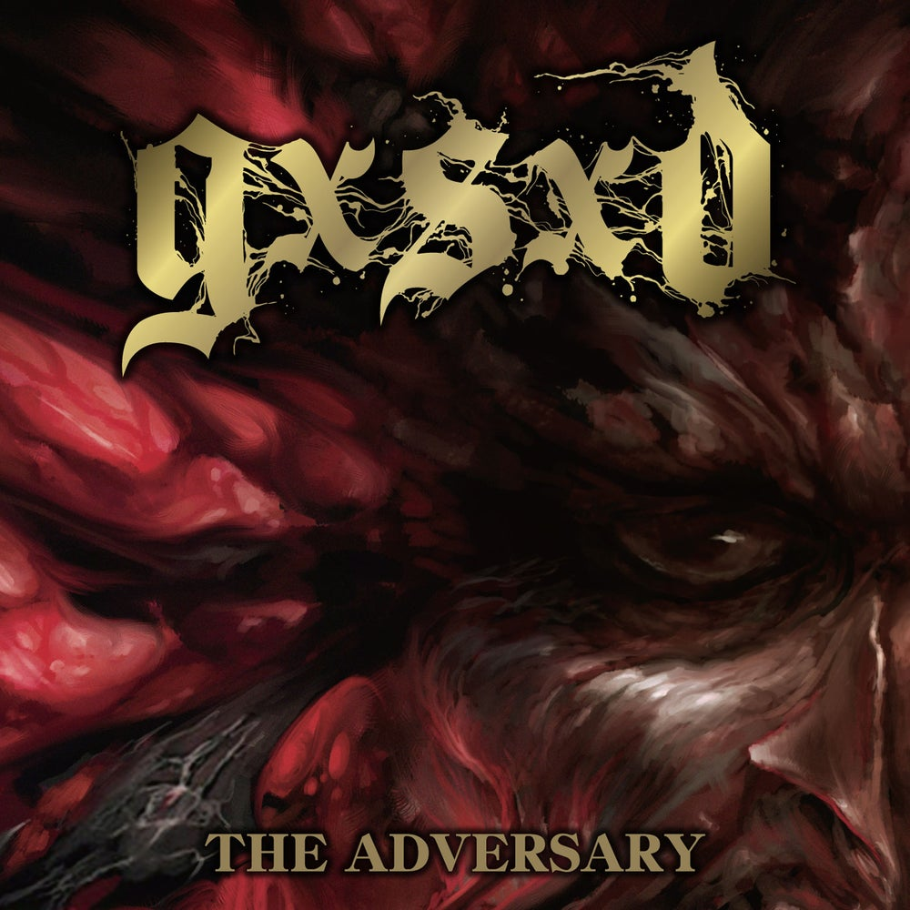 """GxSxD """"The Adversary"""" Digipak CD"""