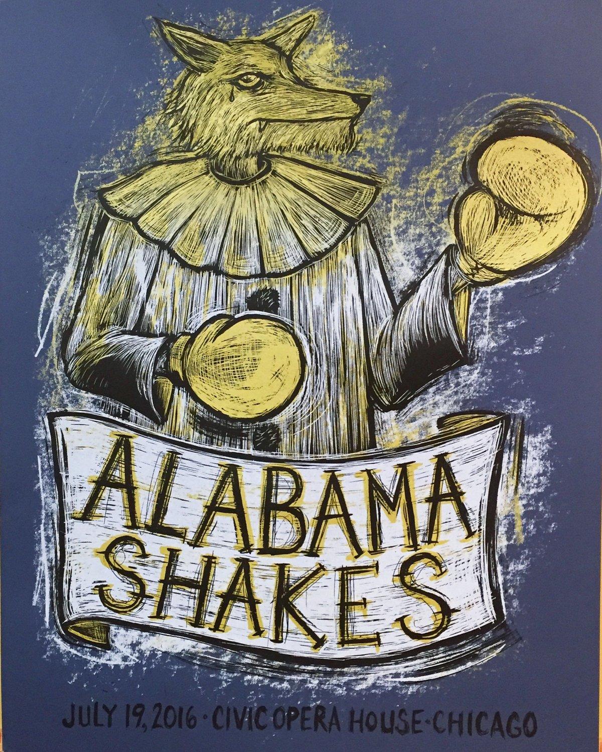 Alabama Shakes Civic Opera House