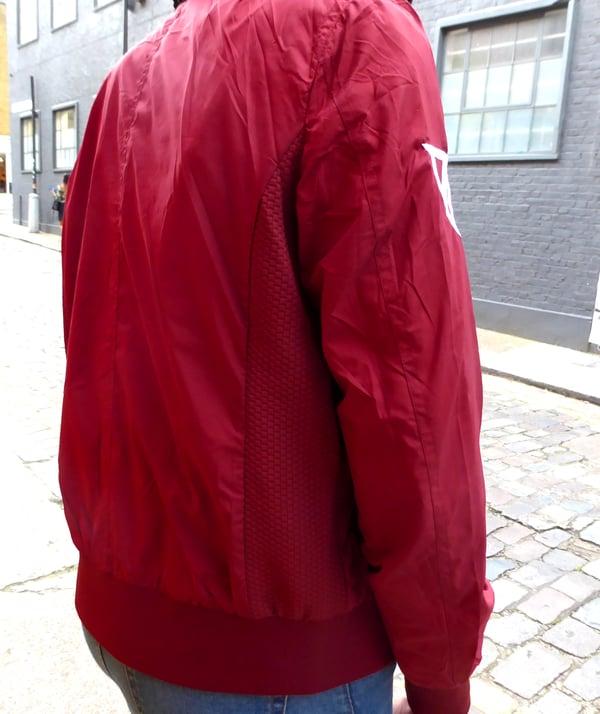 Womens Lightweight Bomber Jacket - Moore Vigilance