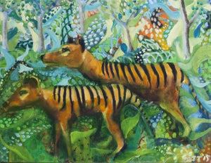 Image of Thylacine #5
