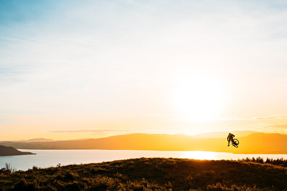 Image of David McMillan - Rotorua Sunrise