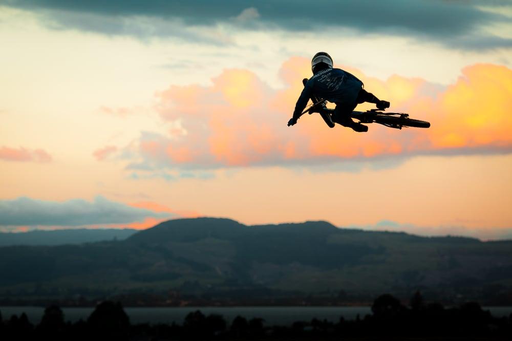 Image of Eliot Jackson - Rotorua Sunset