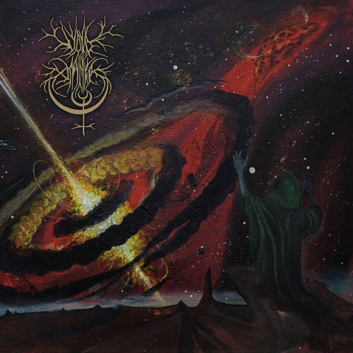 """Image of VOID OMNIA """"dying light"""" CD"""