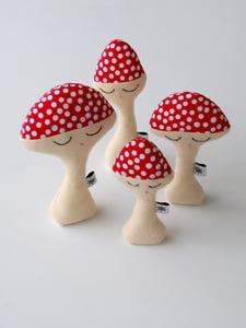 Image of Night-Night Mushrooms