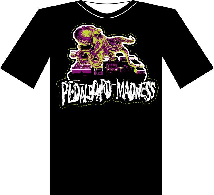 Image of OctoMadness T-Shirt