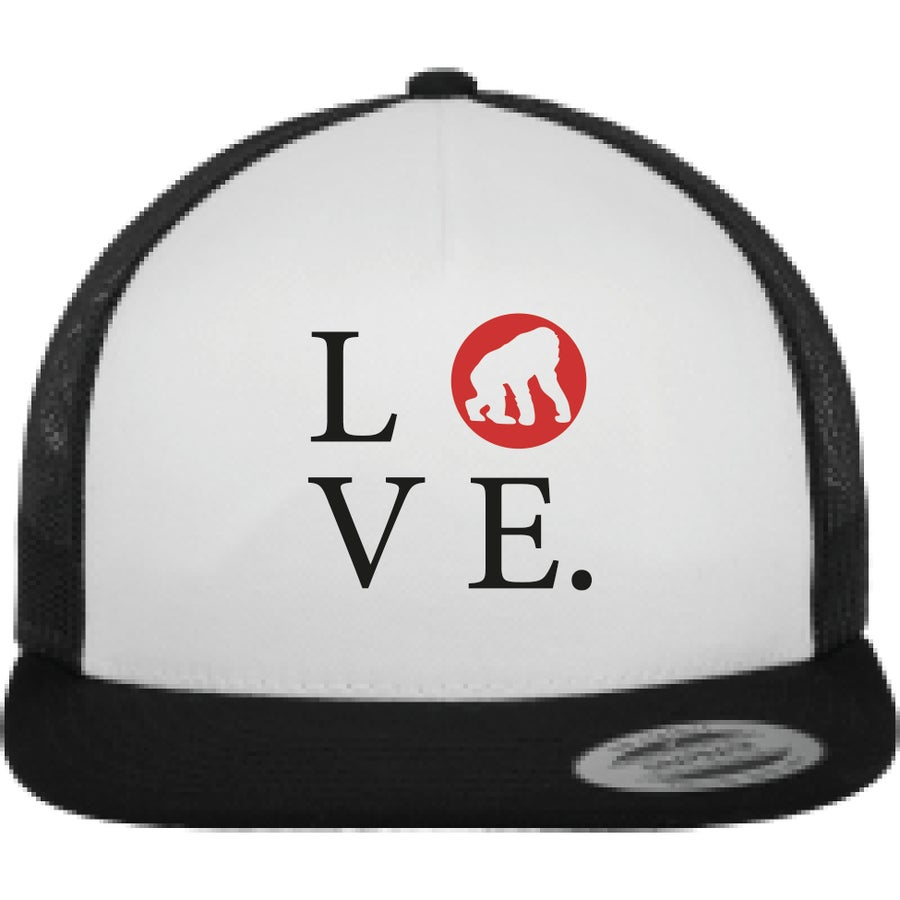 Image of Love Trucker Snapback
