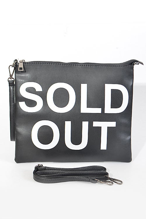 Image of SOLD OUT Shopping Clutch