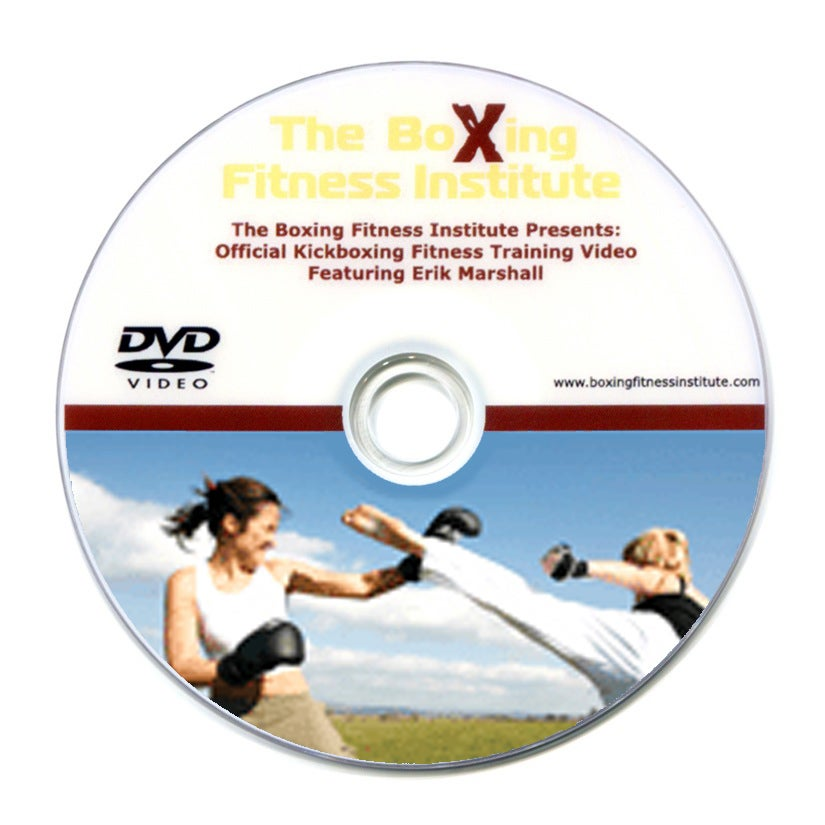 Image of Kickboxing Fitness Training DVD