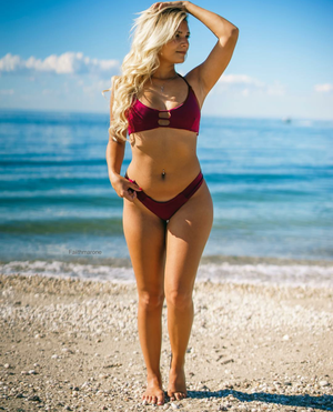 Image of SYNS WINE RED KINI