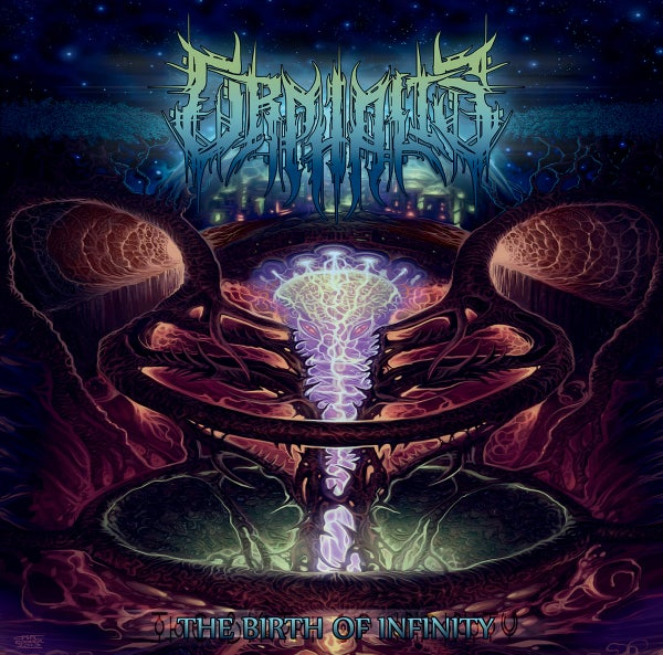 Image of ORPHALIS - The Birth Of Infinity CD
