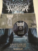 Image of 'Abattoir of Slain Deities' CD