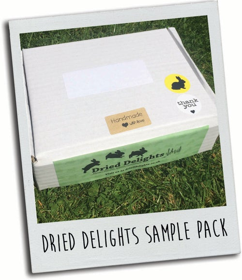Image of Dried Delights mini taster pack