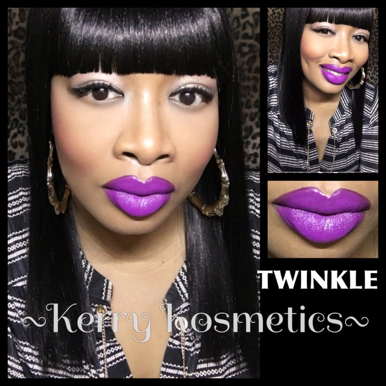 Image of (Matte) Luscious Lipstick- TWINKLE