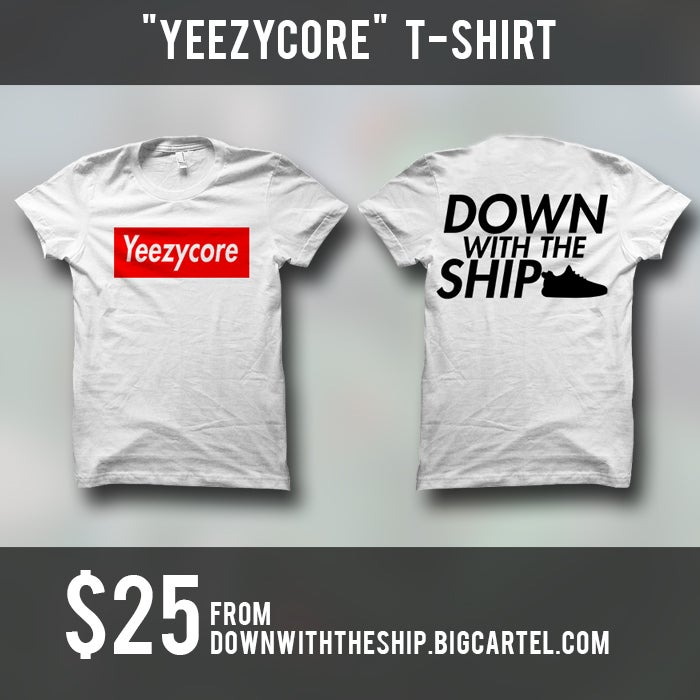 Image of YeezyCore T-Shirt