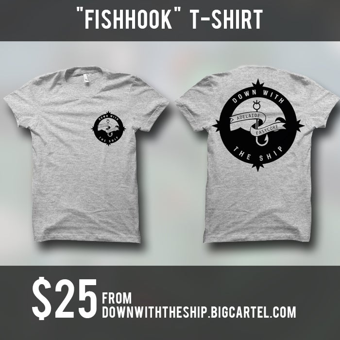 Image of Fishhook T-Shirt